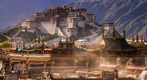 Tibet Tour - galaxy travels