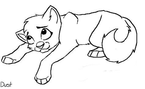 Free Cat Lineart By Motzii On Deviantart