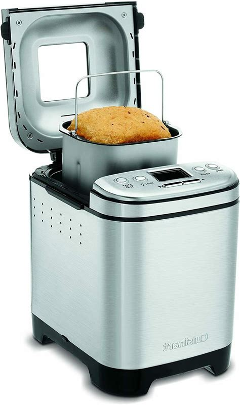 Ships from and sold by amazon.com. Cuisinart Automatic Bread Maker Recipes - Cuisinart Cbk 110 Compact Automatic Bread Maker Quick ...