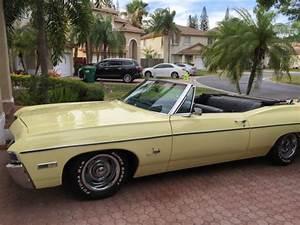 1968 Chevrolet Impala Convertible 327 V8 For Sale  Photos