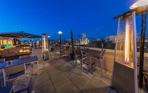 El Patio Club Anaheim California by The Fifth Anaheim S Only Rooftop Restaurant Bar