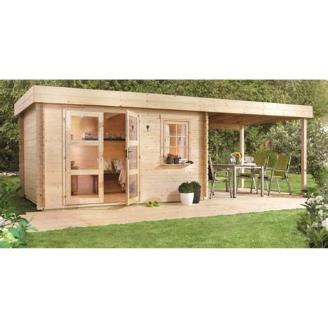 abri de jardin isole lounge v2 abri de jardin bois 8 15 m 178 28mm achat vente abri jardin chalet abri de