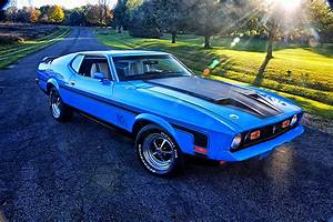 1971 Ford Mustang Boss 351 - First and Foremost
