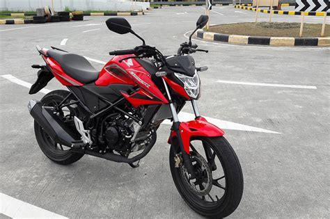 Honda Cb150r Streetfire Modification by A Spin Of The Honda Streetfire Abs Cbn News