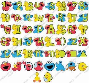 sesame street font cricut cricut die cutting info With sesame street alphabet letters