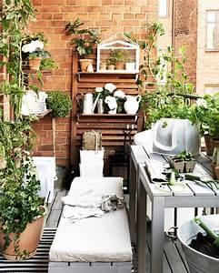 idee deco pour balcon palzoncom With idee pour amenager son jardin 12 comment avoir un balcon fleuri idees en 50 photos