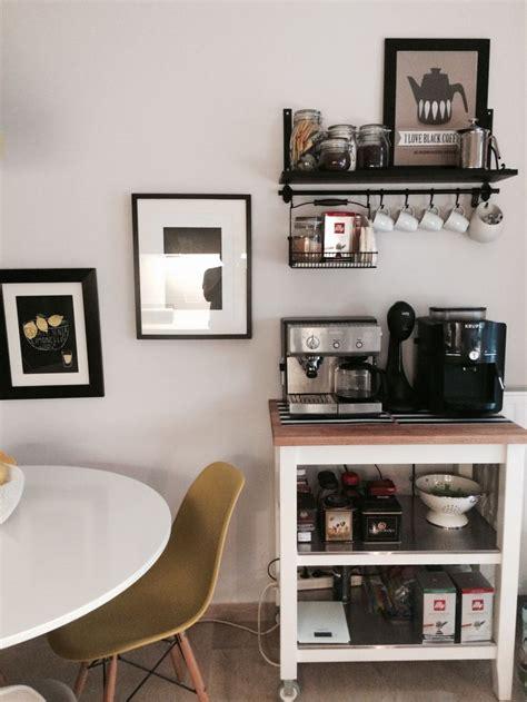 ikea coffee station coffee bar home coffee bars