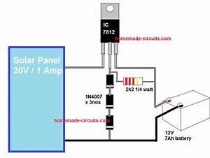 Solar Battery Bank Wiring Diagram Database
