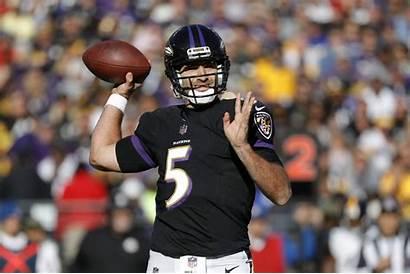 Flacco Joe Ravens Quarterback Broncos Redskins Situation