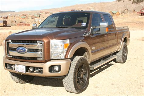 Ford F250 King Ranch Crew Cab For Sale