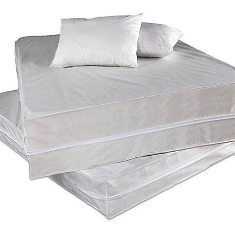 bed bath beyond mattress protector everfresh bed bug and water resistant bed protector set