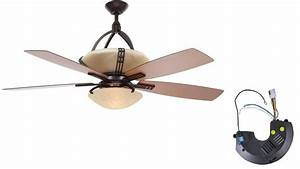 Install Hampton Bay Ceiling Fan Remote Receiver