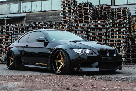 "Pp Exclusive  Bmw M3 E92 ""liberty Walk""  A Widebody Monster"