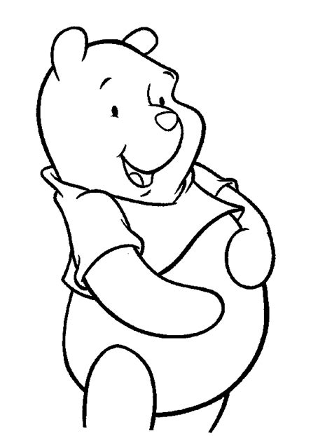 coloriage 36 winnie l ourson picture to pin on