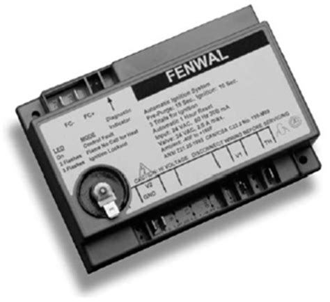 fenwal ignition controller series   process