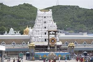 Venkateswara Temple, Tirumala - Wikipedia