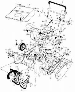 Craftsman 247884311 Parts List And Diagram