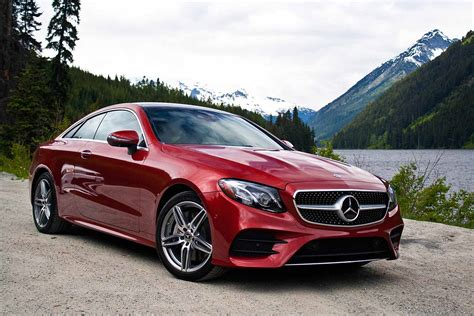 2018 Mercedesbenz E400 Coupe Review  Autoguidecom News