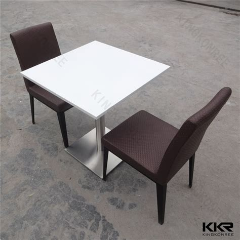 Square Pedestal Dining Table,coffee Shop Tables And Chairs