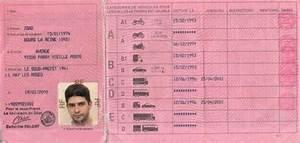 Permis B Moto : tampon sur le permis permis b voiture ~ Maxctalentgroup.com Avis de Voitures