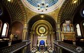 Spanish Synagogue, Prague | Prague, Synagogue, Barcelona ...