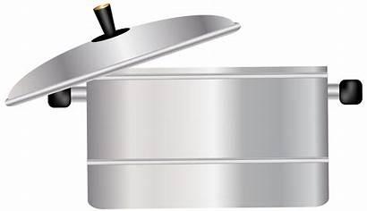 Pot Cooking Clipart Metal Transparent Background Cliparts