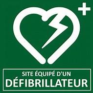 Résultat d'images pour defibrillateur