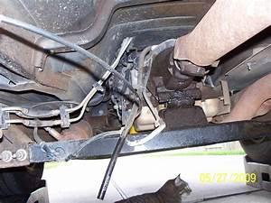 Identify Hose Hanging Off Auto Transmission