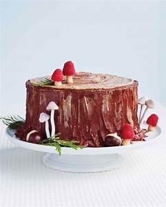 Idee Dessert Noel : d coration b che de no l un dessert authentique ~ Melissatoandfro.com Idées de Décoration