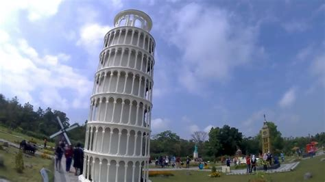 world landmarks merapi park youtube