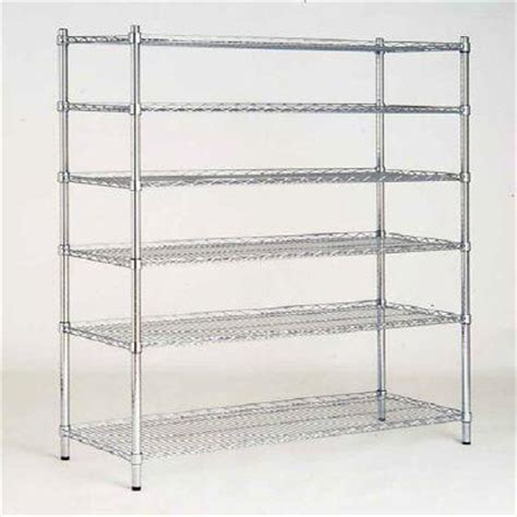 home depot decorative shelf workshop hdx 48 in w x 72 in h x 18 in d decorative wire chrome