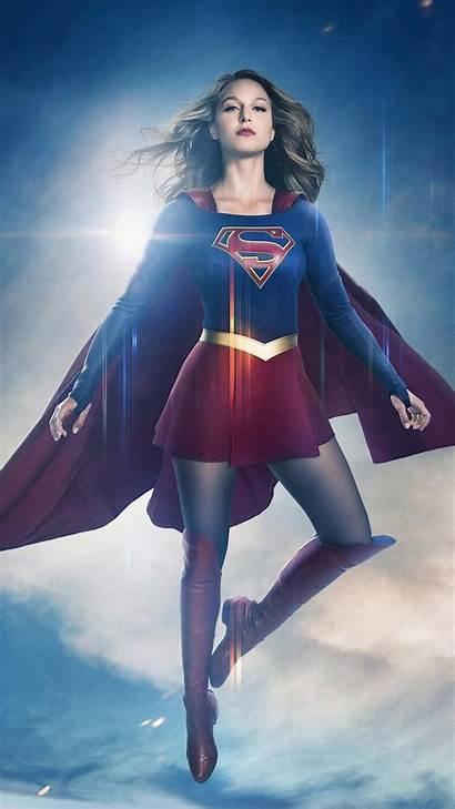Supergirl 4k Wallpapers Iphone Superwoman Phone Tv