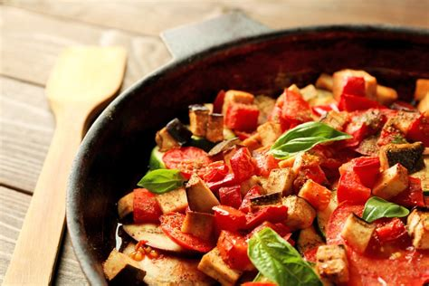 cuisiner ratatouille ratatouille recipe epicurious com