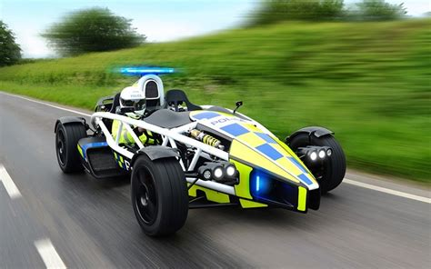 fastest police car world 39 s fastest police car unveiled telegraph