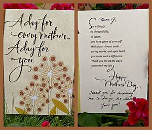 Need Some Mother's Day Inspiration? #PutYourHeartToPaper # ...