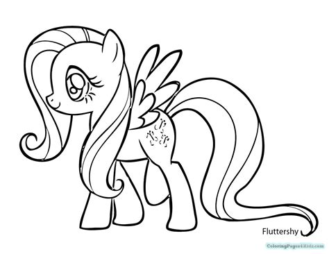 My Little Pony Applejack Coloring Pages Coloring Pages