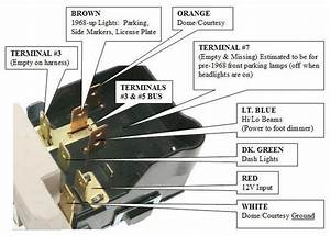 1978 Chevy Truck Wiring Diagram Headlights : headlight switch wiring chevelle tech ~ A.2002-acura-tl-radio.info Haus und Dekorationen