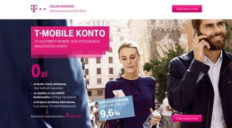 Jak Otworzyć T-mobile Konto Bankowe