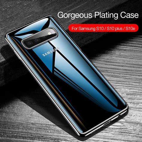phone accessories transparent soft tpu case  samsung