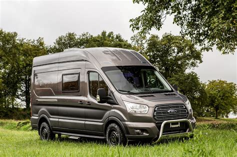 Ford Transit Awd by Ford Transit Based Randger 560 Motorhome More Capable