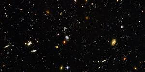 Hubble Ultra Deep Field Wallpaper - Pics about space