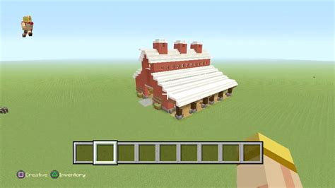 minecraft modern barn build pt  curiouscom