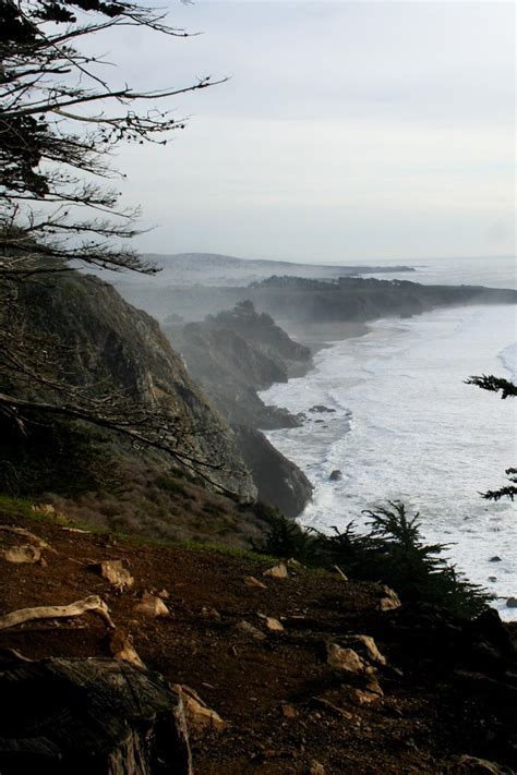 Travelogue Central Coast California Hither And Thither