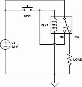 Photo Relay Circuit