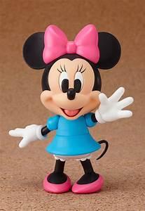 Minnie Mouse Möbel : minnie mouse nendoroid non scale pre painted pvc figure japanese anime figures ~ A.2002-acura-tl-radio.info Haus und Dekorationen