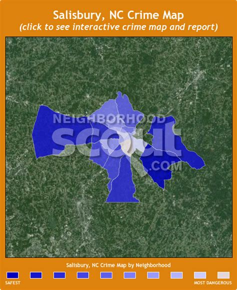 salisbury n c offender map salisbury nc rates and statistics neighborhoodscout