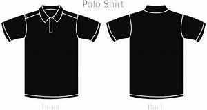 Polo Shirt Outline - Cliparts.co