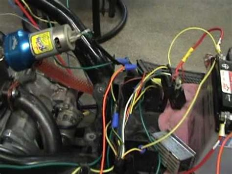 honda dio wiring the simple way part 1