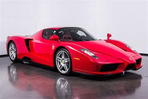 ferrari coupe models autotrader find ferrari enzo for 3 2 million autotrader