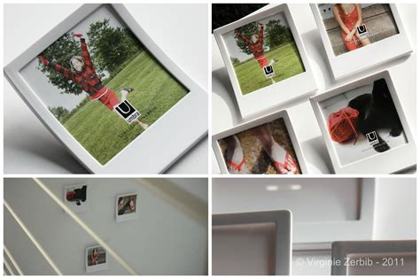 je suis absente du bureau cadre photo numerique polaroid 28 images cadre polaro